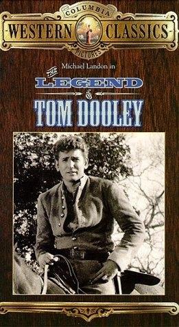 The Legend of Tom Dooley (1959) starring Michael Landon on DVD on DVD