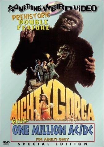 The Mighty Gorga (1969) starring Anthony Eisley on DVD on DVD