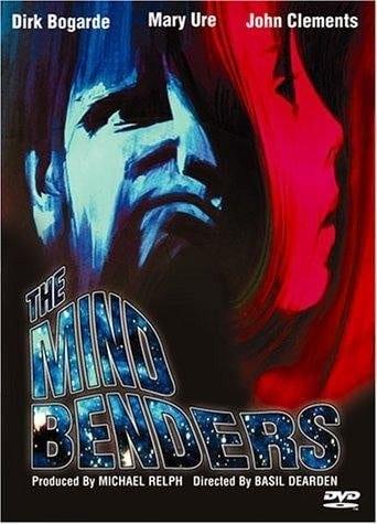 The Mind Benders (1963) starring Dirk Bogarde on DVD on DVD