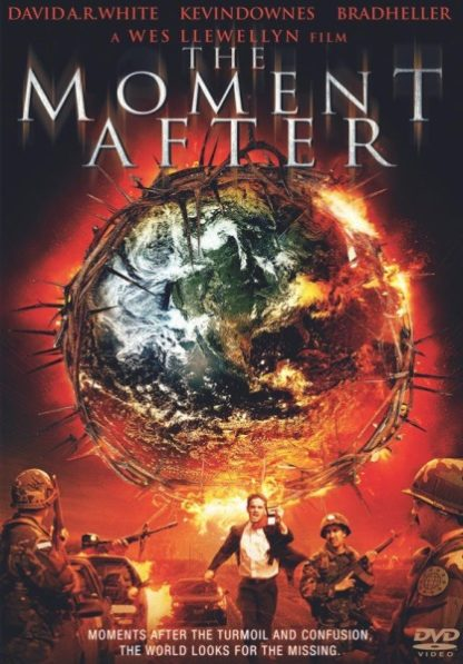 The Moment After (1999) starring Julie Link on DVD on DVD