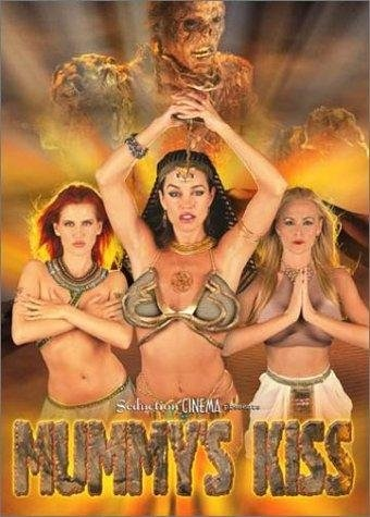 The Mummy's Kiss (2003) starring Mia Zottoli on DVD on DVD