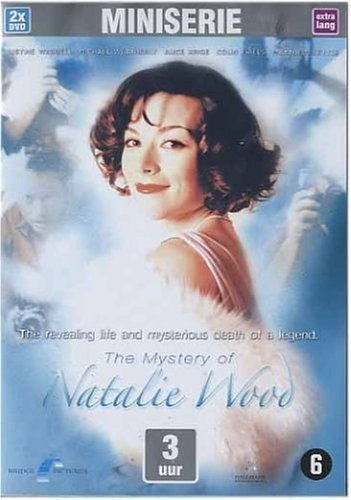 The Mystery of Natalie Wood (2004) starring Justine Waddell on DVD on DVD
