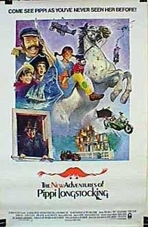 The New Adventures of Pippi Longstocking (1988) starring Tami Erin on DVD on DVD