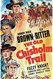 The Old Chisholm Trail (1942) starring Johnny Mack Brown on DVD on DVD