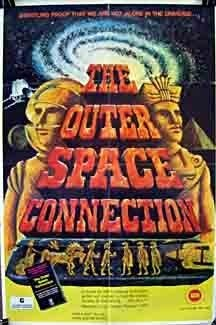 The Outer Space Connection (1975) starring Rod Serling on DVD on DVD