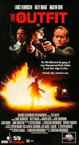 The Outfit (1993) starring Lance Henriksen on DVD on DVD