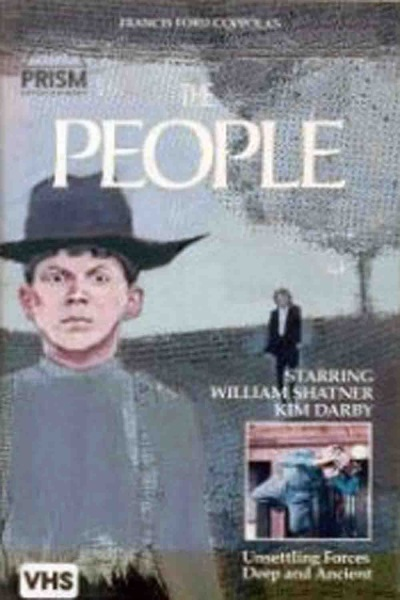 The People (1972) starring Kim Darby on DVD on DVD