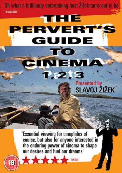 The Pervert's Guide to Cinema (2006) starring Slavoj Zizek on DVD on DVD