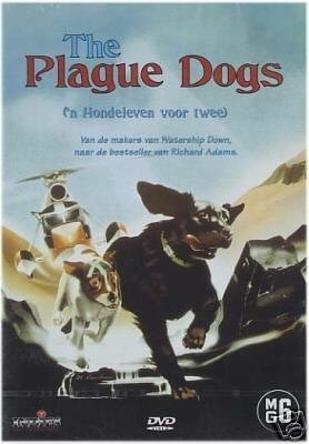 The Plague Dogs (1982) starring John Hurt on DVD on DVD