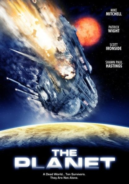 The Planet (2006) starring Mike Mitchell on DVD on DVD