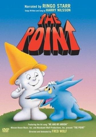 The Point (1971) starring Ringo Starr on DVD on DVD