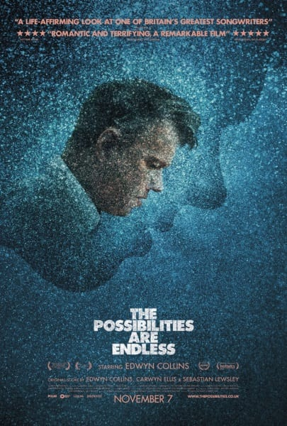 The Possibilities Are Endless (2014) starring Edwyn Collins on DVD on DVD