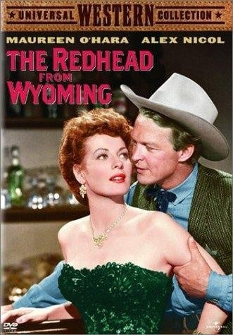 The Redhead from Wyoming (1953) starring Maureen O'Hara on DVD on DVD