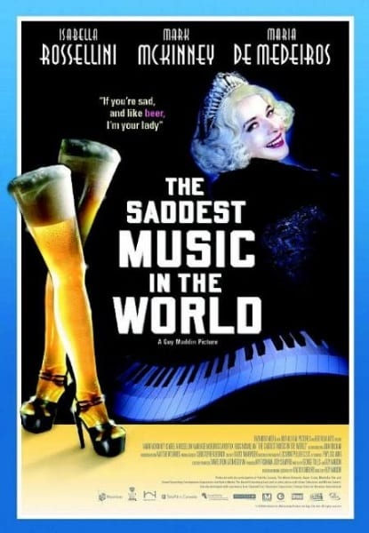 The Saddest Music in the World (2003) with English Subtitles on DVD on DVD