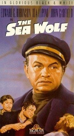 The Sea Wolf (1941) starring Edward G. Robinson on DVD on DVD