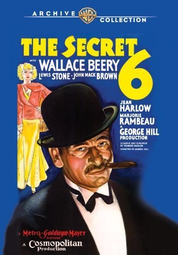 The Secret 6 (1931) with English Subtitles on DVD on DVD