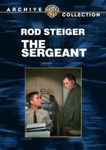 The Sergeant (1968) starring Rod Steiger on DVD on DVD