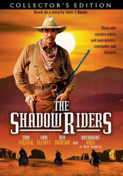 The Shadow Riders (1982) starring Tom Selleck on DVD on DVD