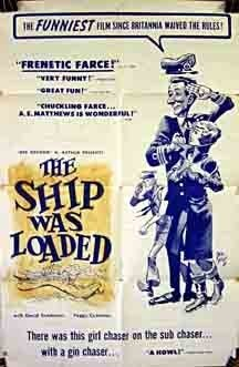 The Ship Was Loaded (1957) starring David Tomlinson on DVD on DVD