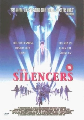 The Silencers (1996) starring Jack Scalia on DVD on DVD
