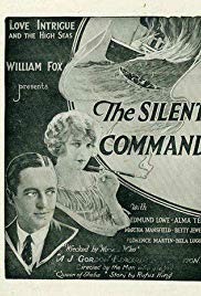 The Silent Command (1923) starring Edmund Lowe on DVD on DVD