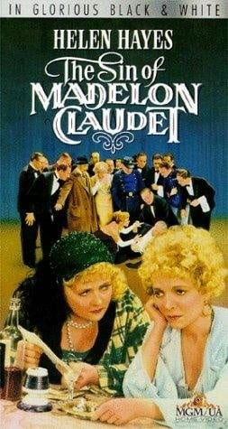 The Sin of Madelon Claudet (1931) with English Subtitles on DVD on DVD