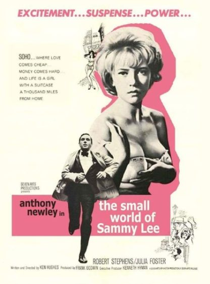 The Small World of Sammy Lee (1963) starring Anthony Newley on DVD on DVD