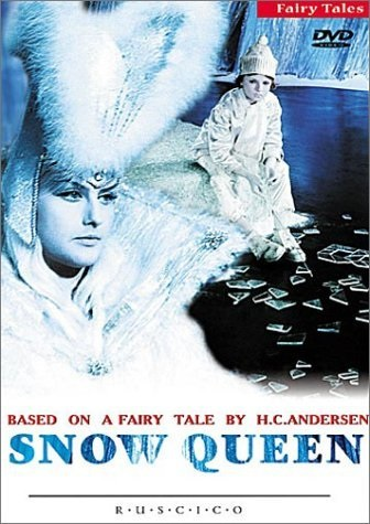 The Snow Queen (1967) with English Subtitles on DVD on DVD