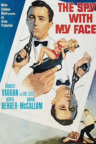 The Spy with My Face (1965) starring Robert Vaughn on DVD on DVD