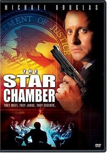 The Star Chamber (1983) starring Michael Douglas on DVD on DVD