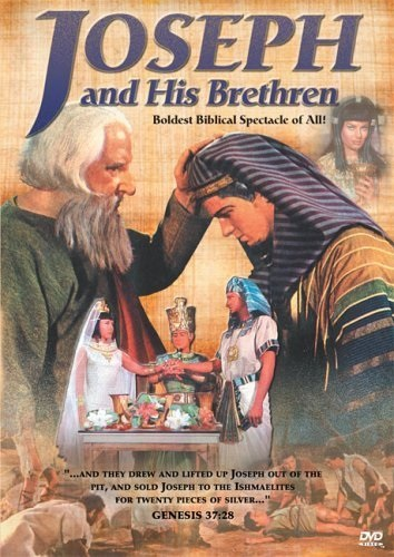 The Story of Joseph and His Brethren (1961) with English Subtitles on DVD on DVD