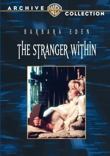 The Stranger Within (1974) starring Barbara Eden on DVD on DVD