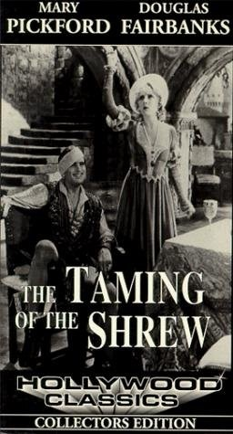 The Taming of the Shrew (1929) starring Mary Pickford on DVD on DVD