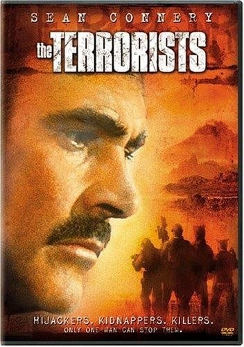 The Terrorists (1975) starring Sean Connery on DVD on DVD