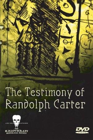 The Testimony of Randolph Carter (1987) starring Sean Branney on DVD on DVD
