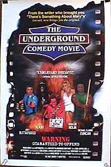 The Underground Comedy Movie (1999) starring Barbara Snellenburg on DVD on DVD
