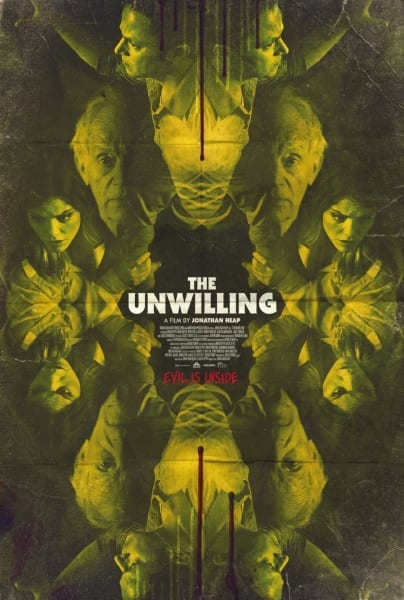 The Unwilling (2016) starring David Lipper on DVD on DVD