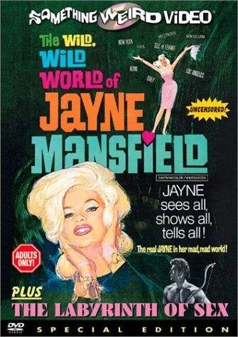 The Wild, Wild World of Jayne Mansfield (1968) starring Jayne Mansfield on DVD on DVD