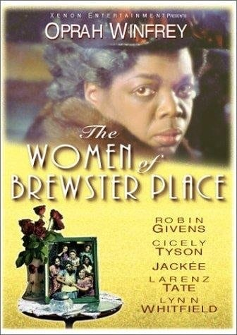 The Women of Brewster Place (1989) starring Oprah Winfrey on DVD on DVD