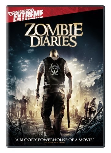 The Zombie Diaries (2006) starring Scott Ainslie on DVD on DVD