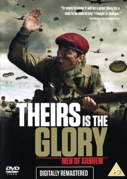 Theirs Is the Glory (1946) starring Stanley Maxted on DVD on DVD