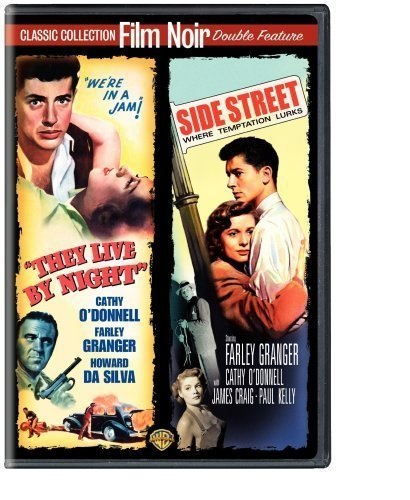 They Live by Night (1948) starring Cathy O'Donnell on DVD on DVD