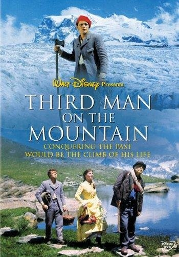 Third Man on the Mountain (1959) starring Michael Rennie on DVD on DVD