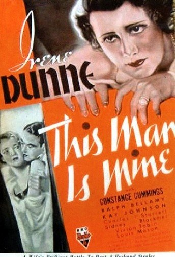 This Man Is Mine (1934) starring Irene Dunne on DVD on DVD
