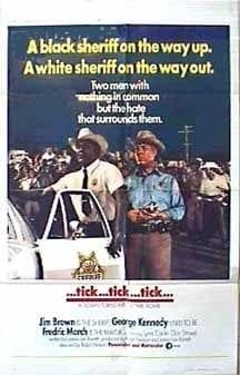 ...tick... tick... tick... (1970) starring Jim Brown on DVD on DVD