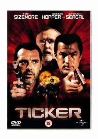 Ticker (2001) starring Tom Sizemore on DVD on DVD