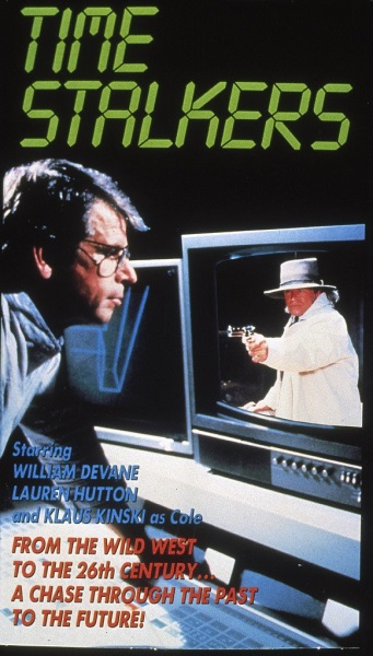 Timestalkers (1987) starring William Devane on DVD on DVD