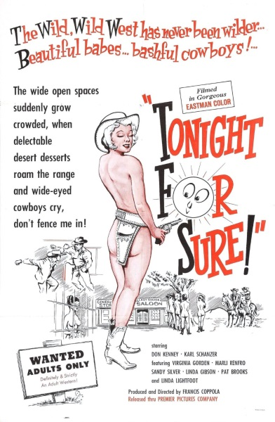 Tonight for Sure (1962) starring Karl Schanzer on DVD on DVD