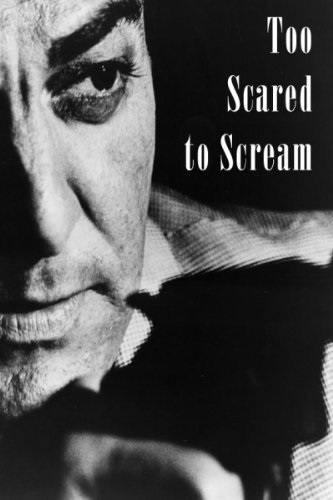Too Scared to Scream (1985) starring Mike Connors on DVD on DVD