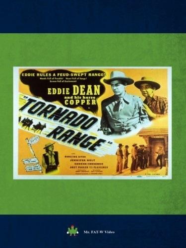 Tornado Range (1948) starring Eddie Dean on DVD on DVD